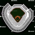 Globe Life Park Seating Chart | Seatgeek   Texas Rangers Stadium Seating Map