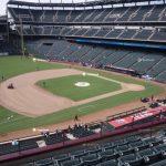 Globe Life Park Section 216 Seat Views | Seatgeek   Texas Rangers Stadium Seating Map