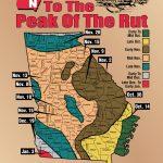 Gon's Rut Map - Deer Rut Map Texas