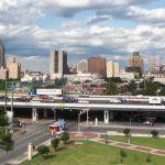 Google Map Of San Antonio, Texas, Usa - Nations Online Project - Detailed Map Of San Antonio Texas