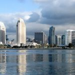 Google Map Of The City Of San Diego, California - Nations Online Project - City Map Of San Diego California