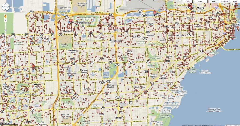Google Map Usa Miami - Capitalsource - Miami Florida Google Maps