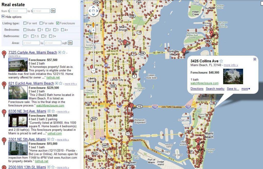 google map usa miami   world map - google maps miami