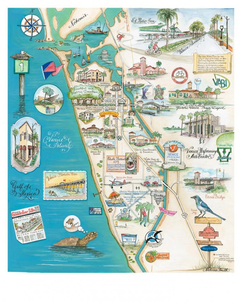 Google Map Venice Beach California – Map Of Usa District - Google Maps Venice Florida