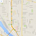 Google Maps Gives Driving Directions And More   Printable Driving Directions Map