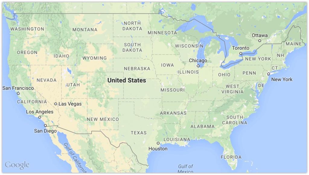 Google Maps Map Of Usa - Capitalsource - Google Maps Florida Usa
