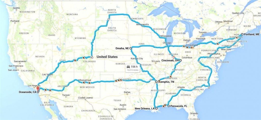 Google Maps Road Trip Usa - Capitalsource - Fresno California Google Maps