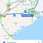 Google Maps Rolls Out 'speed Trap' Feature | Texas Public Radio   Google Maps Houston Texas