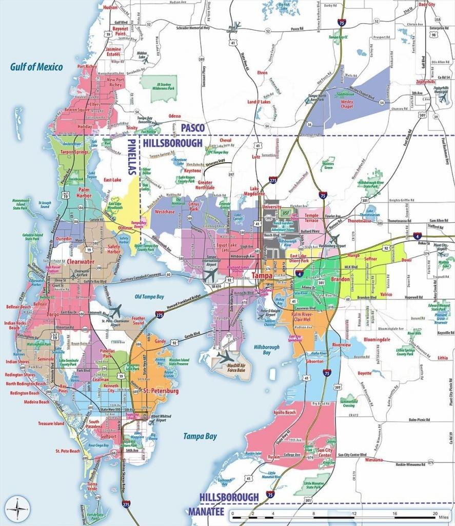 Google Maps Tampa Florida   D1Softball - Google Maps Tampa Florida