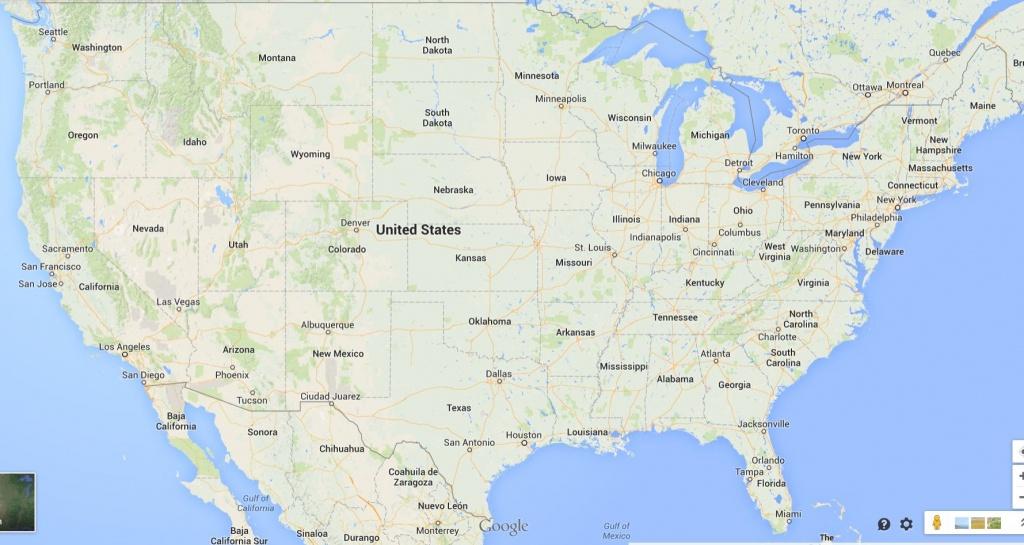 Google Maps Usa States And Travel Information | Download Free Google - Maps Google Florida Usa