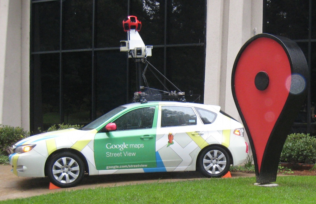 Google Street View In The United States - Wikipedia - Google Maps Coral Gables Florida