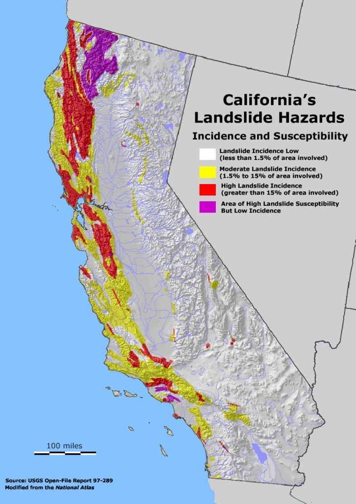 Gotbooks.miracosta.edu - California Sea Level Map