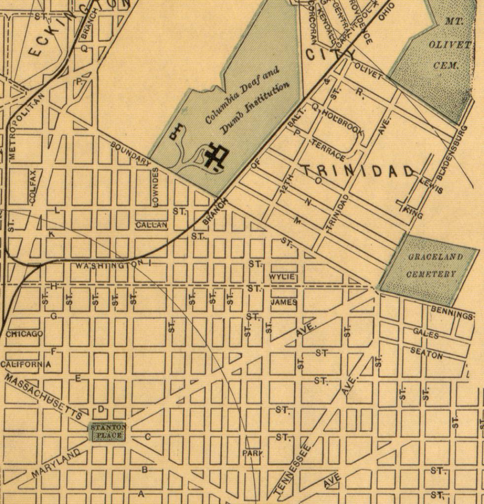 Graceland Cemetery (Washington, D.c.) - Wikipedia - Megan's Law California Map