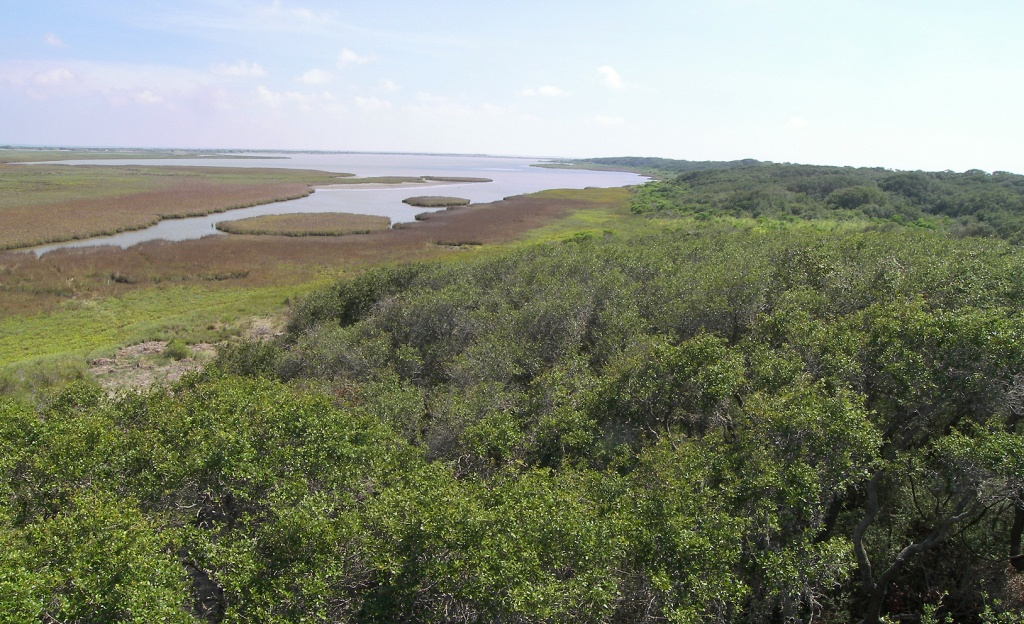 Great Texas Coastal Birding Trail - Wikipedia - Texas Birding Trail Maps