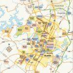 Greater Austin Area Neighborhood Map | More Maps In 2019 | Austin   Austin Texas Map