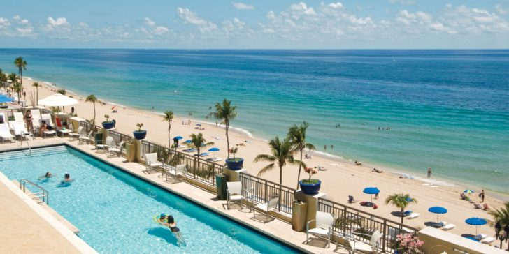 Map Of Hotels In Fort Lauderdale Florida