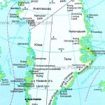 Greenland Maps | Maps Of Greenland   Printable Map Of Greenland