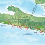 Guide To South Walton Florida Beaches | 30A Beaches Map   Where Is Seagrove Beach Florida On A Map