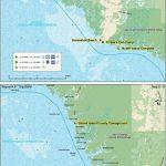 Halfway Point To Anderson Landing - Florida Circumnavigational - Florida Paddling Trail Maps