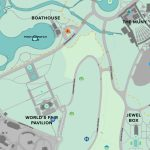Headed To Forest Park? Now There's A Map For That | Metro | Stltoday - Forest Park St Louis Map Printable