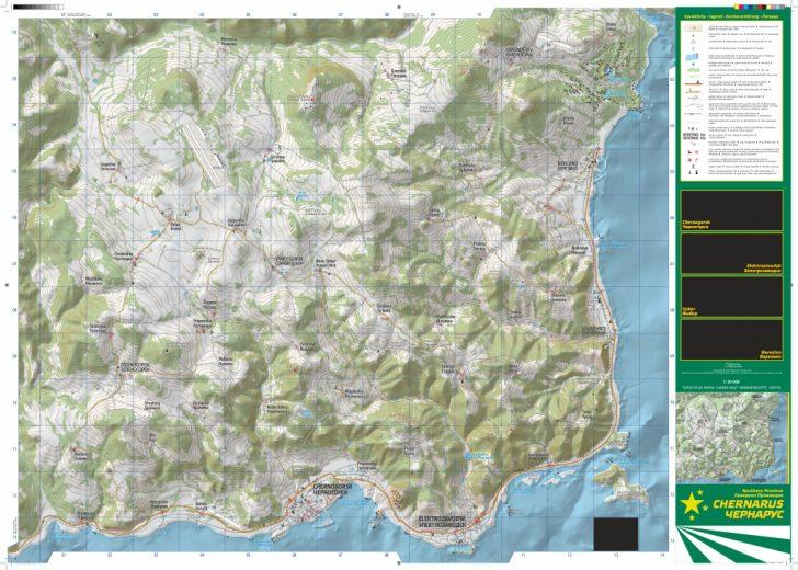 Printable Dayz Standalone Map