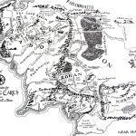 High Resolution Map Of Middle Earth? : Lotr   Printable Hobbit Map