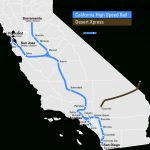 High Speed Rail To Las Vegas Breaks Ground 2017   Canyon News   California Train Map