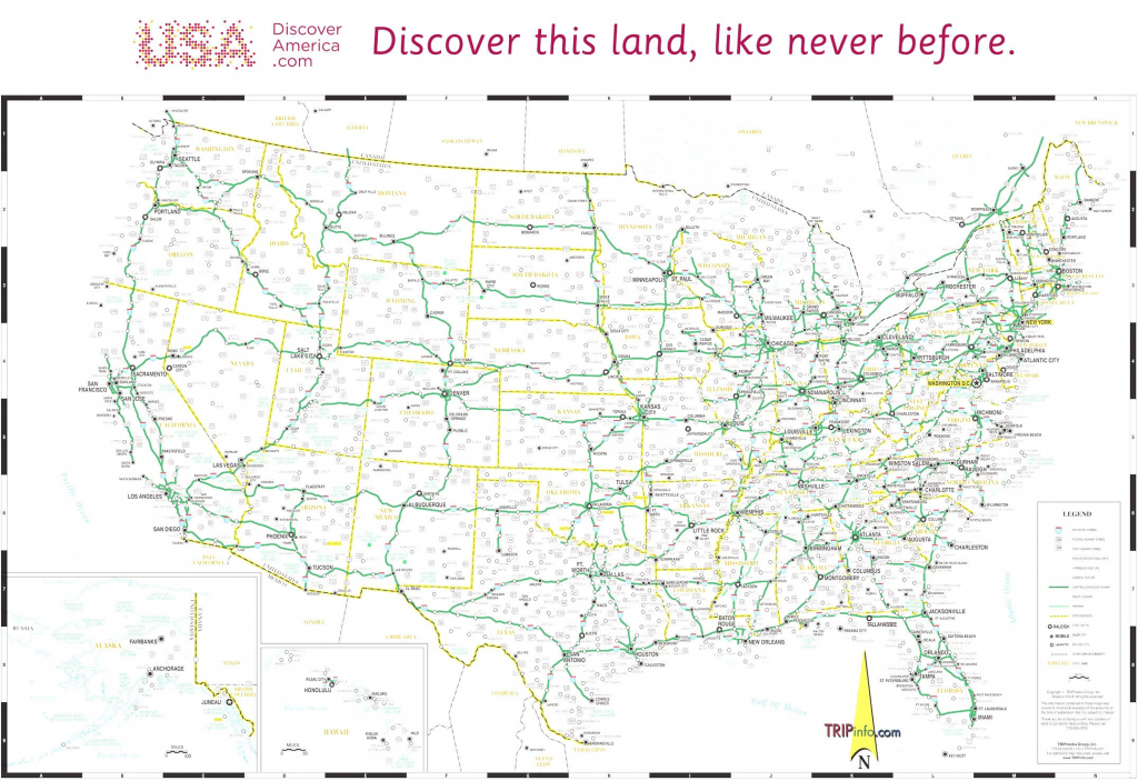 Highway Map Of Southwest Us Roadmap Inspirational 10 Beautiful Free - Free Printable Road Maps Of The United States