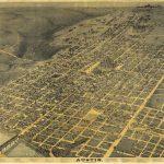 Historical Maps Of Austin « Bryker Woods Neighborhood   Map Store Austin Texas