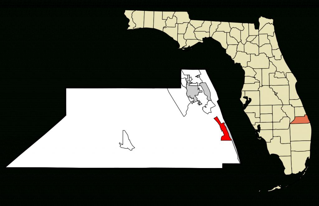 Hobe Sound, Florida - Wikipedia - Map Of Florida Showing Hobe Sound