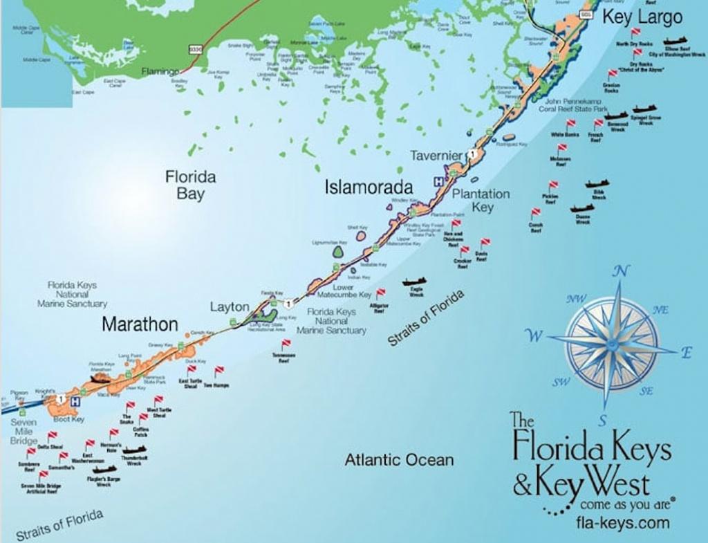 Holiday Inn Key Largo Resort And Sea Dwellers Team Up This Summer - Florida Keys Spearfishing Map