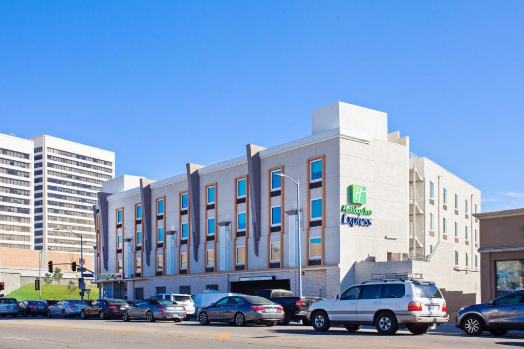 Holiday Inn West Los Angeles, Ca - Booking - Map Of Holiday Inn Express Locations In California