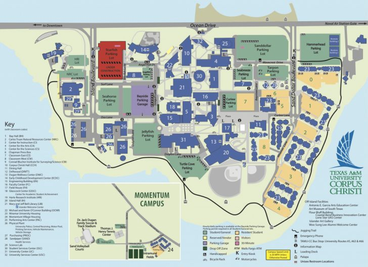Texas A&m Housing Map