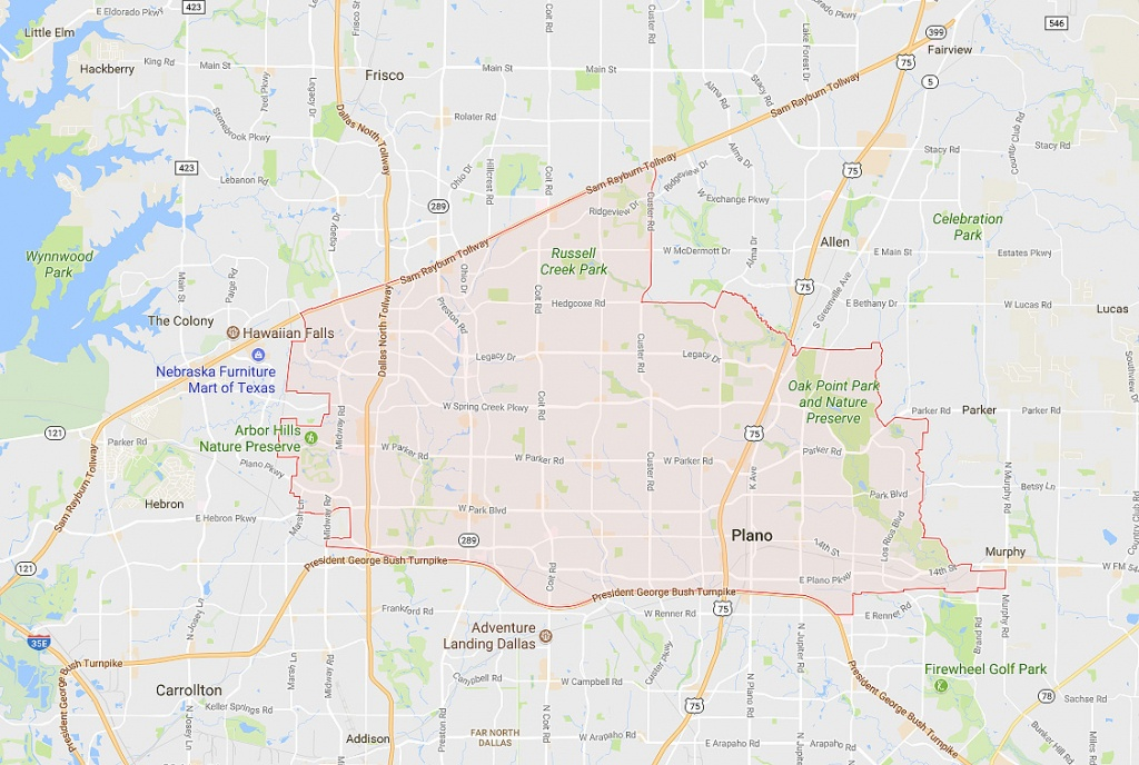 Homes For Sale In Plano Tx - Neighborhood & Real Estate Guide - Google Maps Plano Texas