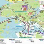 Hong Kong Maps   Top Tourist Attractions   Free, Printable City   Printable Map Of Hong Kong