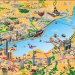 Hong Kong Tourist Map   Printable Map Of Hong Kong