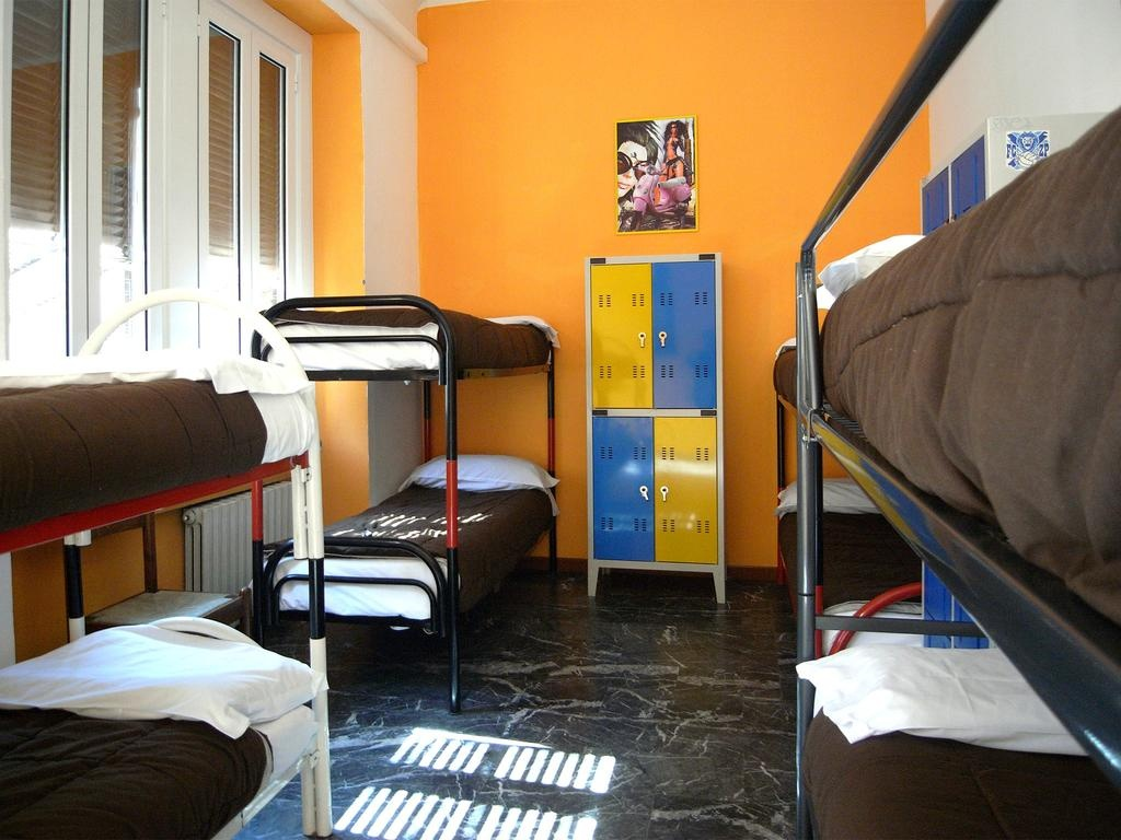 Hostel California, Milan, Italy - Booking - California Hostels Map