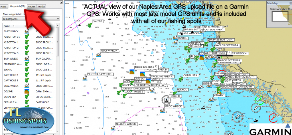 Hot Spots Fishing Maps « Guide To Coastal Georgia Fishing Spots - Florida Fishing Map