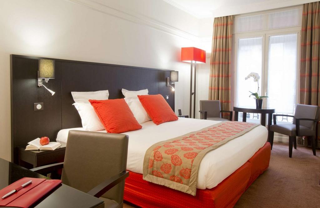 Hôtel California Paris - Site Officiel - 4* Champs Elysées - Hotel California Paris Map