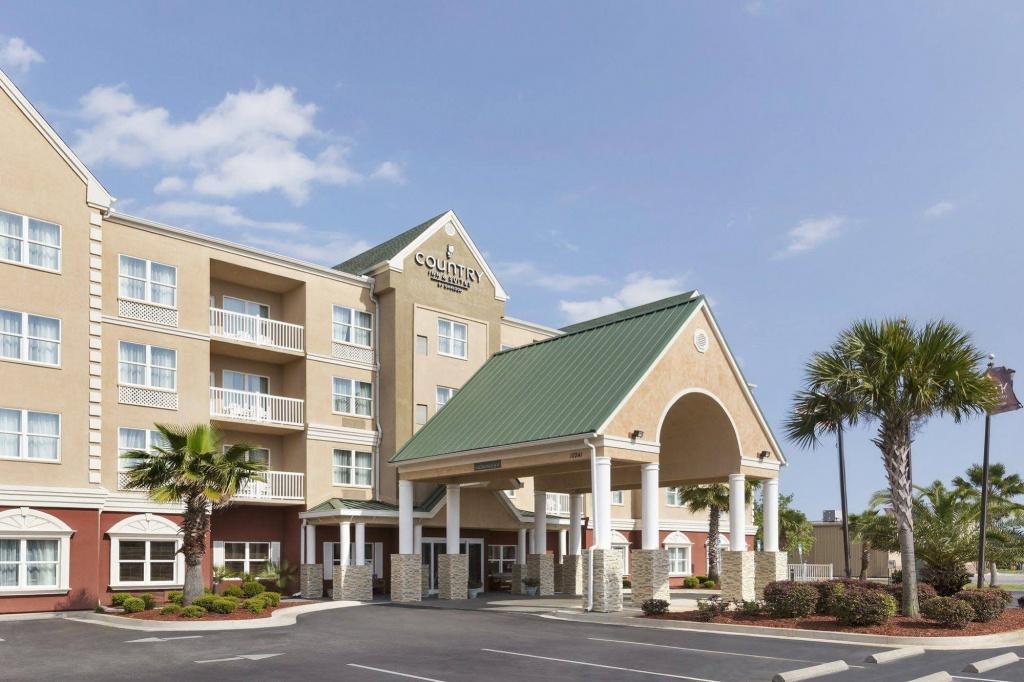 Hotel Country Inn & Suitescarlson Panama City Beach, Panama City - Country Inn And Suites Florida Map