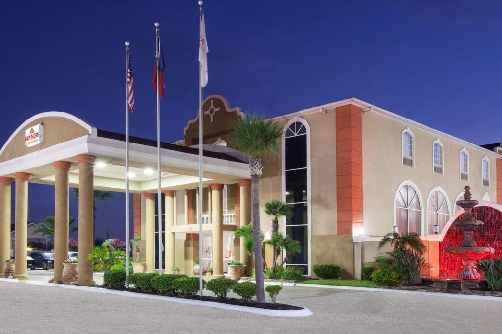 Hotel Hawthorn Suites Wyndham, Corpus Christi, Tx - Booking - Map Of Hotels In Corpus Christi Texas