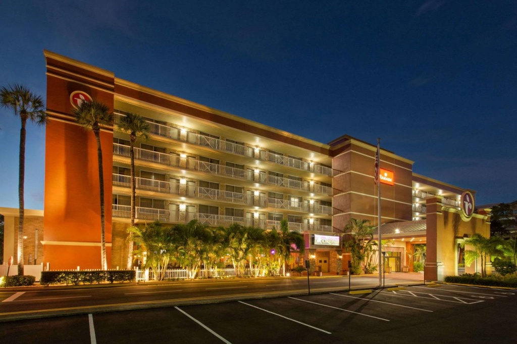 Hotel Ramada Tampa Airport Westshore, Fl - Booking - Tampa Florida Airport Hotels Map