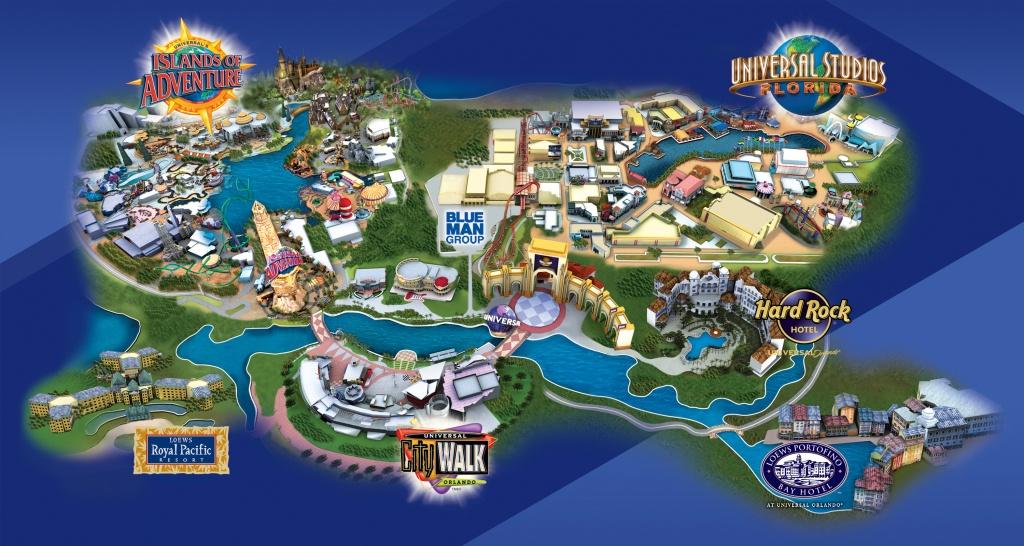 Hotel Resort : Universal Studios Resorts Florida Residents - Map Of Universal Studios Florida Hotels