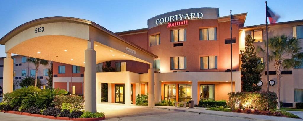 Hotels In Corpus Christi   Courtyard Corpus Christi Maps - Map Of Hotels In Corpus Christi Texas