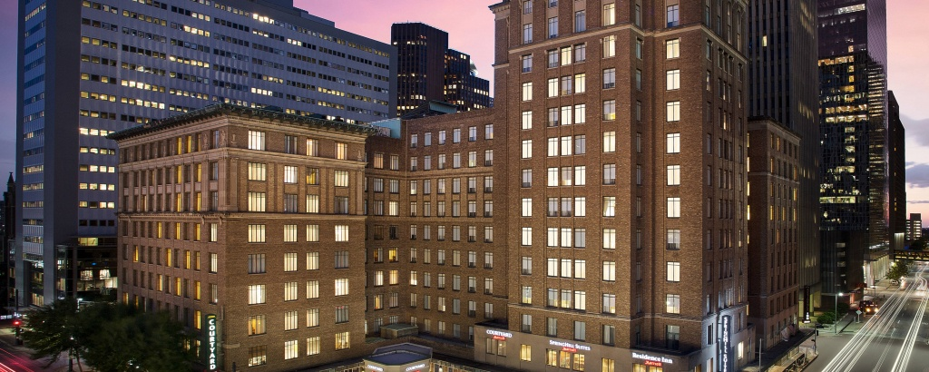 Houston Convention Center Hotel | Downtown Houston Hotel - Map Of Hotels In Houston Texas