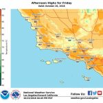 How Long Will The Heat Last In Southern California? – Orange County   Southern California Heat Map