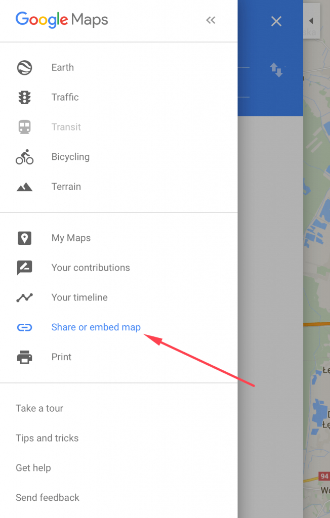 How To Add A Link To Google Maps With Directions - Aio Collective - Printable Directions Google Maps