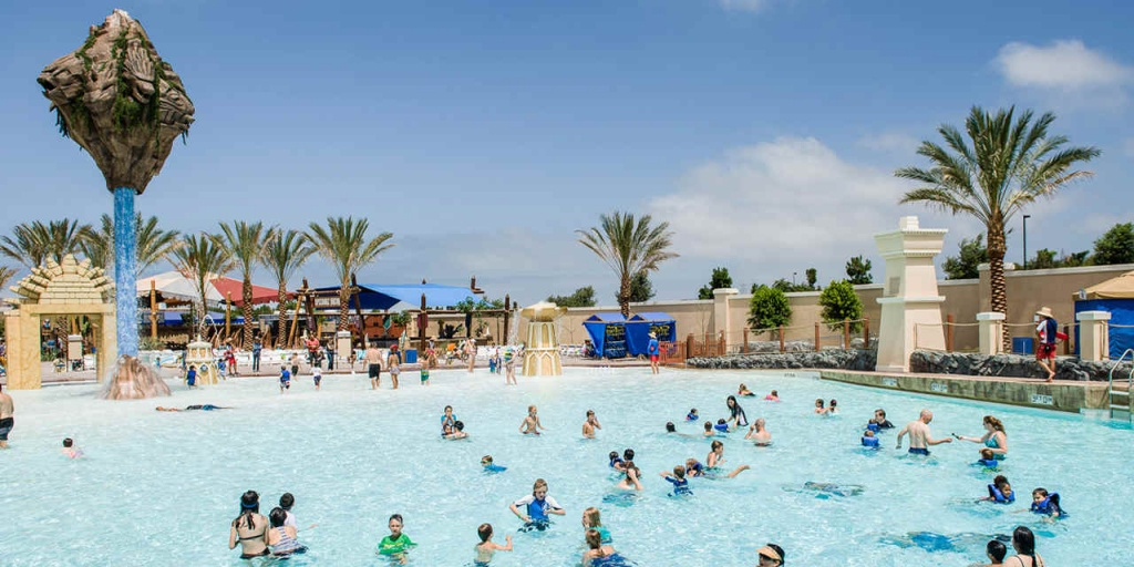 How To Do The Water Park At Legoland California - Legoland California Water Park Map
