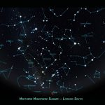 How To Find The Libra Constellation In The Night Sky   Florida Night Sky Map