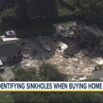 How To Identify If Your Home Is At Risk For A Sinkhole   Sinkhole Map Florida 2017